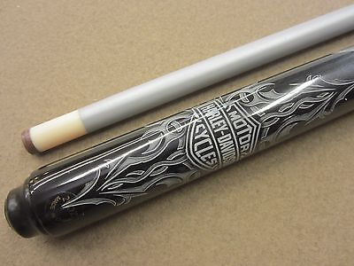 Harley Davidson Tribal Pool Cue With Free Shipping