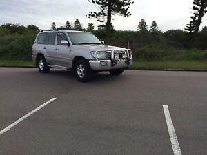 2003 Toyota Landcruiser Gxl (4x4) 5 Sp Automatic 4d Wagon $35,000 ONO