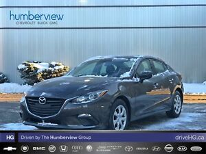 2016 Mazda Mazda3 GX LOW KM|REAR CAM| Convenience Package