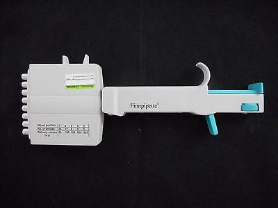 Labsystems Finnpipette 8-channel Multistepper Manual Pipette Handle Module