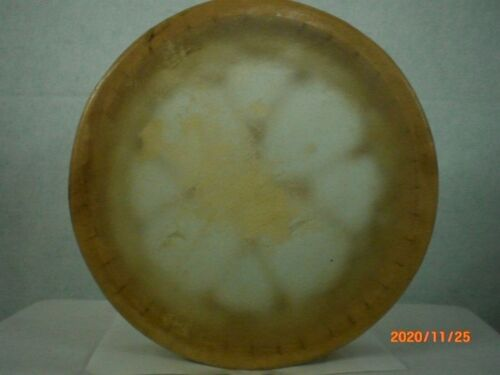 Hand Drum, Native American Style, 13 inch