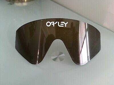Vintage 1980's-90 oakley EYESHADES lens clor amber very rare