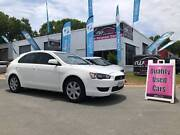 2013 Mitsubishi Lancer Auto Hatch REGO RWC $9998 Drive Away Caboolture South Caboolture Area Preview