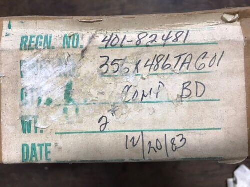 General Electric GE 356X486TAG01 Control Board