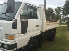 Daihatsu Delta Tipper 2000 wide cab Sydney City Inner Sydney Preview