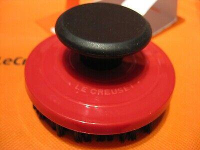 "Le Creuset GB100-67 3.25"" Nylon Brush, Cerise"