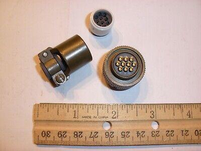 New - Ms3116f 12-10s - 10 Pin Female Plug