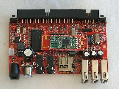I.mx233 Arm Single Board Linux Computer 3x Usb Host Video Wifi