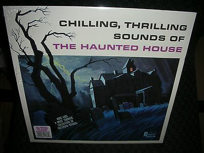 Chilling, Thrilling Sounds of the Haunted House *NEW RECORD LP VINYL! - The Sounds Of Halloween
