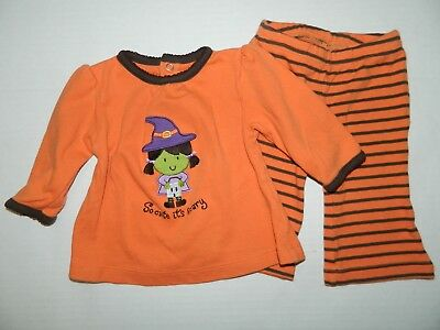 CARTERS Just One You girls SO CUTE IT'S SCARY Halloween OUTFIT* 3 months](Scary Halloween Outfit)
