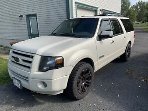 2008 Ford Expedition Limited Edition EL