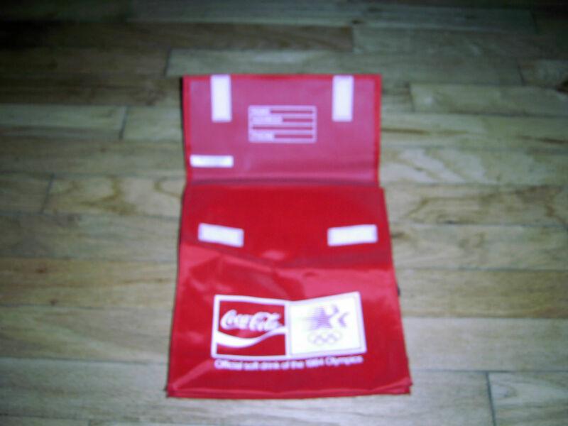 Coca Cola - 1984 OLYMPIC NYLON BACK PACK
