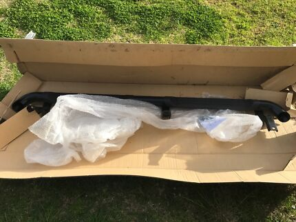 Mazda BT or Ford Ranger Black Tube Side step (single)
