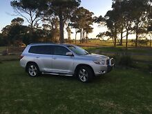 2008 Toyota Kluger Wagon Lakes Entrance East Gippsland Preview
