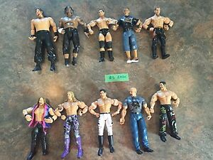 LOOSE WWE / WWF FIGURES - Only $3.00 EACH!
