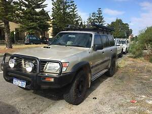 URGENT QUICK SALE! NISSAN PATROL GU - TURBO NEEDED Fremantle Fremantle Area Preview