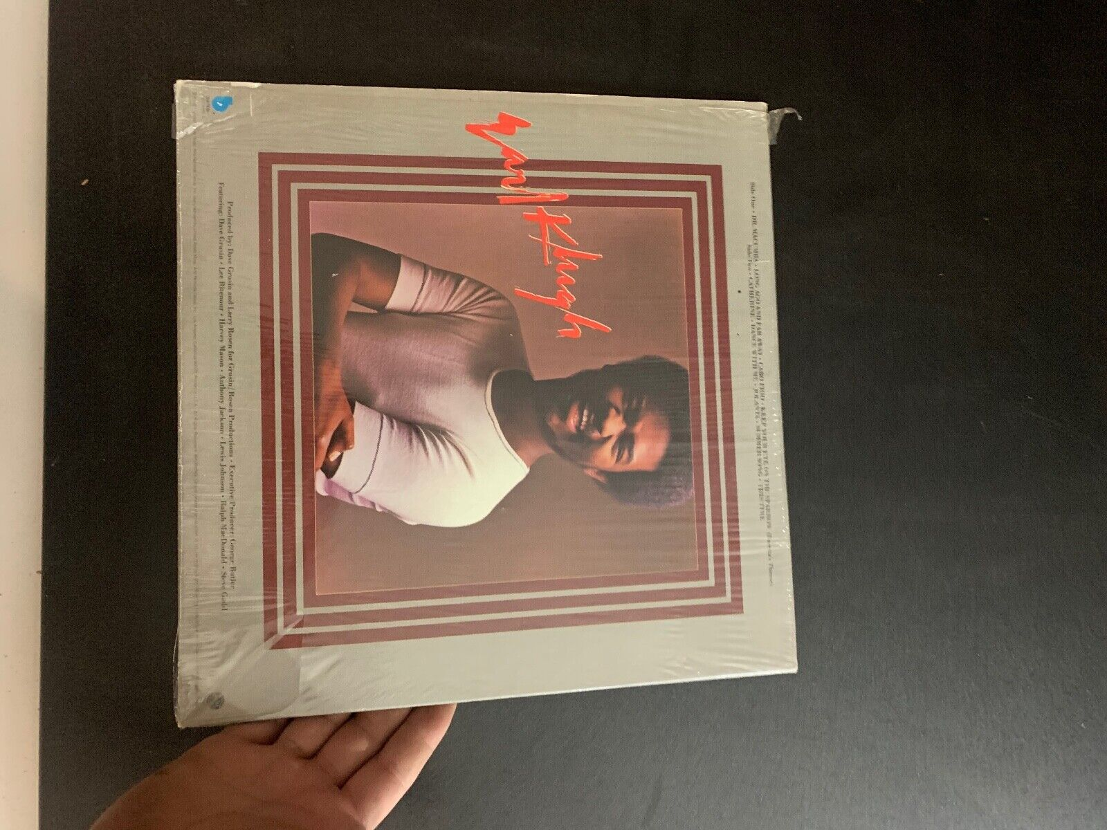 LP RECORD - EARL KLUGH - FINGER PAINTINGS BLUE NOTE RECORDS - $9.99