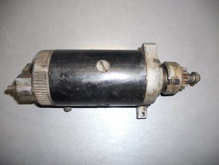 STARTER MOTORS FOR MOST OUTBOARD BRANDS AND HP