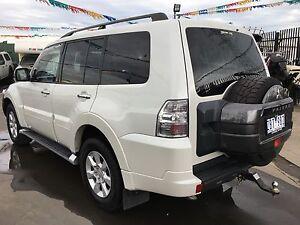 2012 Mitsubishi Pajero Wagon Platinum Edition Turbo Diesel Ravenhall Melton Area Preview
