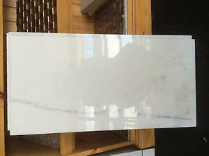 Carrara Marble 610x305x15mm Croydon Burwood Area Preview