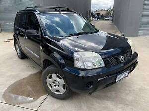 2004 Nissan X-trail ST Manual Selling as traded drives fine Bayswater North Maroondah Area Preview