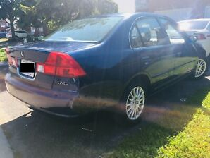 2003 DARK BLUE ACURA EL 1.7L SEDAN QUICK SALE!