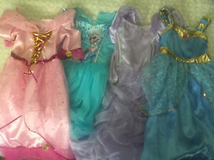 Costume de princesses