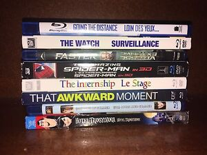Blue ray DVD seasons