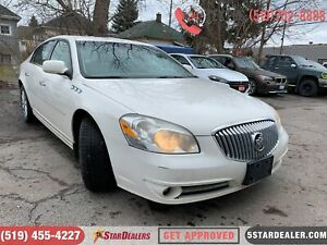 2011 Buick Lucerne CXL | LEATHER | ROOF