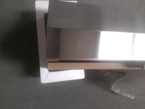 30 In. Under Cabinet Range Hood In Stainless Steel With LEDs And Electronic Push - $150.00