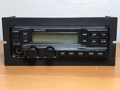 Remote Head For Kch-11 Kenwood Tk690 Tk790 Tk890 Vhf Transceiver Radio Bracket