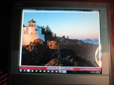 Siemens Simatic 6av7 861-3tb00-0aa0 6av7861-3tb00-0aa0 Flat Panel 19 Touch