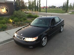 Parting Out a 2001 Saab 9-5 Turbo *never winter driven*