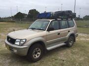 Toyota Landcruiser Prado GXL 2001 Sydney City Inner Sydney Preview