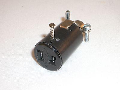 Cinch Jones Beau Molex S-302-cct 38331-8002 Power Connector Socket 2 Pin