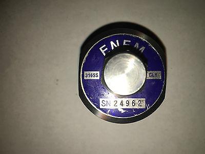 Enfm High Pressure Gauge Block Gauge Mount Test Block---------------------xlnt