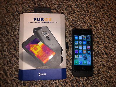 Flir One Thermal Imaging Camera Iphone 5