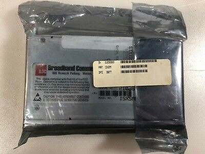 Adc Broadband Communications Homeworx Status Monitor Isxsmm