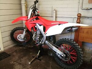 2011 CRF250R Koondoola Wanneroo Area Preview