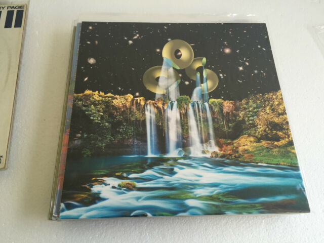 "Orchestra Of Spheres - Vibration Animal Sex Brain Music (NEW 12"" VINYL LP + DL"