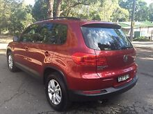 2012 Volkswagen Tiguan 132TSI Pacific as new Lane Cove Lane Cove Area Preview