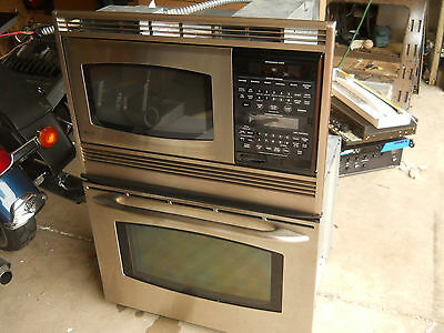 ge combo microwave oven stainless 2011 model