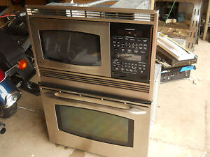 Ge Combo Microwave Oven Stainless Model 27 Inch Or 30 Both Available