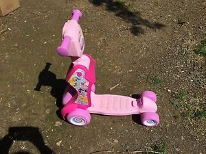 My little pony scooter/car