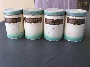 Vintage Spice Set Murray Bridge East Murray Bridge Area Preview