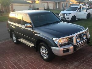 2004 100series landcruiser gxl 4.7 v8 Gillieston Heights Maitland Area Preview