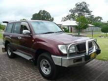 1998 Toyota LandCruiser Wagon GXL Turbo Diesel (After Market) Tea Gardens Great Lakes Area Preview
