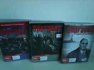DVD collector set ... Sopranos , seasons 5&6 Bondi Eastern Suburbs Preview