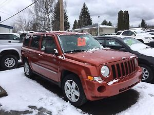 2010Jeep Patriot 4x4 (North Edition) CARPROOF AVAILABLE