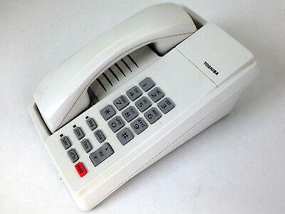 Toshiba Dkt3001 White Telephone